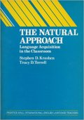 Cover of The Natural Approach: Language Acquisition in the Classroom by Stephen D. Krashen and Tracy D. Terrell