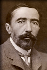 Photo of Joseph Conrad in 1904 by George Charles Beresford