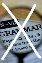 No Grammar Study